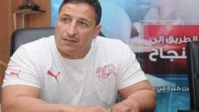 صورة الوزير خالدي يقصي رئيس اتحادية رفع الاثقال