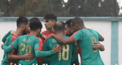 صورة مولودية الجزائر تتاهل الى دور المجموعات رغم الهزيمة امام الصفاقسي التونسي