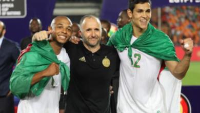 """صورة ماندي: """"بلماضي عرف كيف يُشكّل منتخبا قوّيا وهدفنا مونديال قطر"""""""
