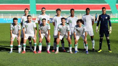 صورة كأس إفريقيا للأمم لأقل من 17 سنة: المنتخب الوطني في تربص من 5 إلي 13 فيفري الجاري