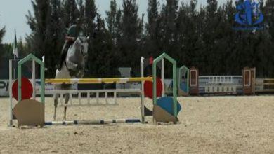 صورة مسابقة القفز على الحواجز بقسنطينة : تنافس شديد بين نوادي البليدة والجزائر العاصمة وقسنطينة