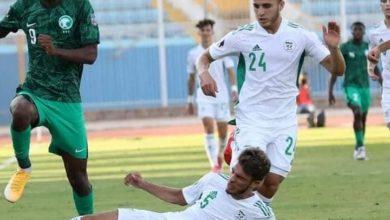 """صورة ياسين تيطراوي لاعب بارادو و المنتخب الوطني لأقل من 20 في حوار لـ أصداء الملاعب:""""حلمي الاحتراف وهذا سرّ تألقنـا في كأس العرب"""""""
